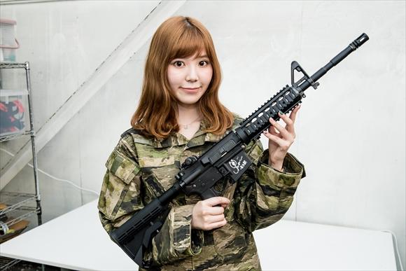 元SKE48 金子栞