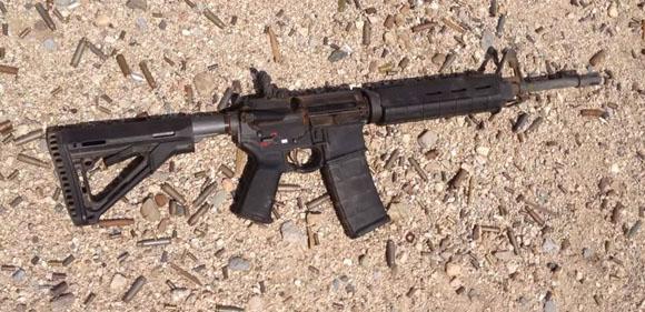 実銃ネタ ハンドガードが溶けるほど撃ち込みたい ar15は何発で燃える