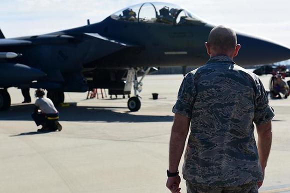 アメリカ空軍 ゲーム対決